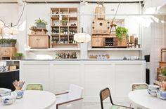 Ausgefallene Restaurants - David's Restaurant in Melbourne - http://freshideen.com/einrichtungsideen/ausgefallene-restaurants.html