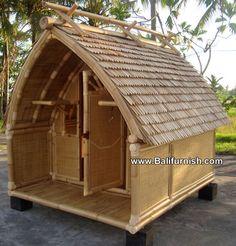 Bamboo House Bali