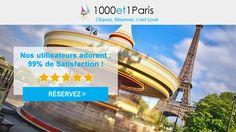 http://ymlp.com/zHHTrS Avez-vous reçu notre Newsletter du jour ?   Des BONS PLANS, des Promos, des PRIX INCROYABLES,... Paris n'a jamais été si proche de vous   Alors pour tous les budgets et pour tous vos séjours à Paris, testez www.1000et1Paris.com #location #vacances #paris #wwekend #trip #travel