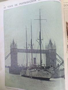Viaje de inducción del Annapolis 1927 #LaEsfera