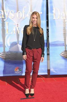 Kate Mansi (Abigail Deveraux) Day of DAYS 2013 | Photos & Exclusive Images | Days of our Lives | NBC