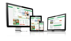 Our new site is optimized for tablets, smartphones and portable devices.