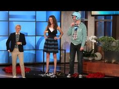 Ellen does Wearable Technology.