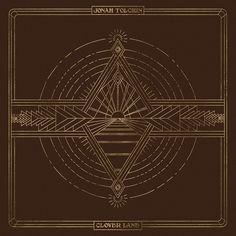 Artwork for 'Clover Lane', debut album from Jonah Tolchin.