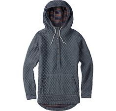 BURTON CABO PULLOVER...already wanting Fall to be here!