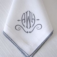 AWH monogram