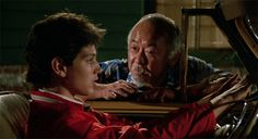 Discover & share this Mr Miyagi GIF with everyone you know. GIPHY is how you search, share, discover, and create GIFs. The Karate Kid 1984, Karate Kid Cobra Kai, 90s Movies, Iconic Movies, Radios, Native American Moccasins, Ralph Macchio, Kids Part, Ufc Fighters