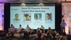 VRLA Summer Expo 2016: Boost VC Presents, Venture Capital Pitch Workshop