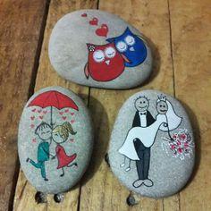 Taş Boyama Sanatı Nasıl Yapılır? ,  #rockpainting #taşboyama…