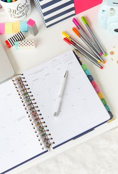 Pretty planner by emily ley