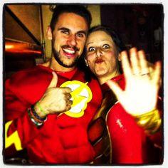 Flash loves Ironwoman