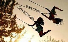 crazy, friends, crazy friends, happy, girl, moda,