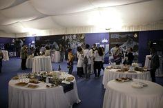 REX catering en la Final Copa del Rey