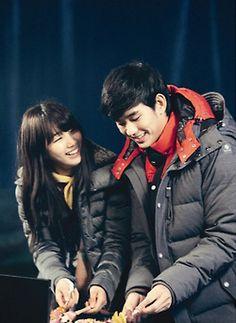Happy together kim soo hyun suzy dating