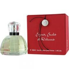SIGNED, SEALED & DELIVERED-by Eclectic Collections EAU DE PARFUM SPRAY 3.4 OZ