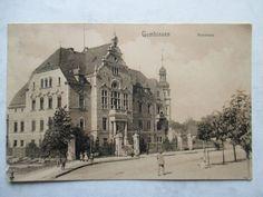 AK --- Gumbinnen / Gussew / Gumbinė / Гусев --- Am Kreishaus,1908