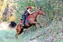 Love trail riding!