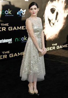 Linen, Lace, & Love: The Hunger Games Premiere