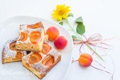 Marillenblechkuchen Waffles, French Toast, Breakfast, Food, Sheet Metal, Kuchen, Morning Coffee, Meals, Waffle