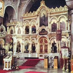 #Helsinki #Orthodox #Cathedral - #interior