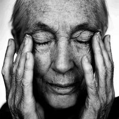 Jane Goodall (1934) - British primatologist, ethologist, anthropologist, and UN Messenger of Peace.  Photo by Philipp Horak, Vienna 2009