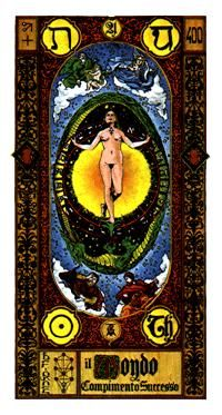 The meaning of The World from the Stairs Tarot deck: You are in a timeless state of grace where all is well. The World Tarot Card, State Of Grace, Tarot Card Meanings, All Is Well, Tarot Decks, Tarot Cards, Celestial, Painting, Art