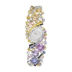 Art Deco Watch, Chaumet, Purple Sapphire, High Jewelry, Jewellery, Sapphire Jewelry, Quality Diamonds, Or Rose, Jewelry Collection