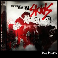 THE SKIDS The Best Of CD. Brand New & Sealed