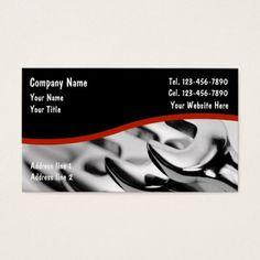 Auto parts salvage business cards automotive car business cards auto business cards reheart Gallery