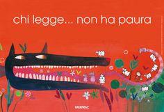 Poster di invito alla lettura Fatatrac