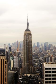 These Are the World's 25 Tallest Buildings,Empire State Building. Image © moardin [Flickr] under license CC BY 2.0
