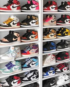 What was the best Nike Air Jordan 1 for you this year? how to celebrate the . - shoe porn - What was the best Nike Air Jordan 1 for you this year? how to celebrate the …- - Jordan Shoes Girls, Girls Shoes, Jordan Outfits, Outfits With Jordans, Girl Jordans, Retro Jordans, Zapatillas Nike Jordan, Nike Shoes Air Force, Aesthetic Shoes
