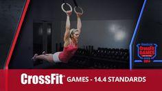 Open Workout 14.4 Standards