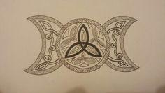 celtic knotwork goddess - Google Search
