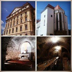 Loucký klášter, Znojmo,  Czech republic Places To Travel, German, Louvre, Wanderlust, Building, Instagram Posts, Places, Deutsch, German Language