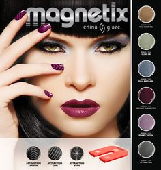 China GLaze magnetix  WAUH