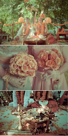 Vintage Wedding Reception   If you want to cheat and see all of the pictures in their entirety ...