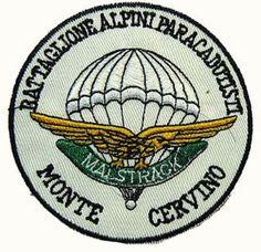 Patch Toppa Alpini Paracadutisti Monte Cervino Mai Strack Esercito Italiano bia Italian Army, Ex Libris, Special Forces, Juventus Logo, Team Logo, Patches, Arts And Crafts, Logos, Badges
