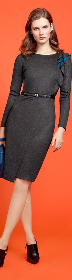 Paule Ka 2015/16  women fashion outfit clothing stylish apparel @roressclothes closet ideas
