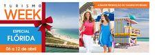 Turismo Week - Promoção da Semana de Aniversário da RumoNet Viagens