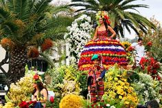 Festa da Flor - Madeira