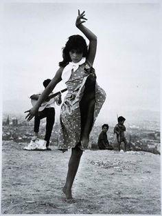Antoñita La Singla by Xavier Miserachs, 1962.
