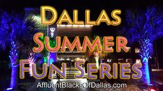 Welcome to our newest article series, Dallas Summer Fun Series! Like with our other popular series such as Dallas Escape Series, this new series will bring you the hottest, most fun things to do ac…
