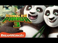 Primer trailer de Kung Fu Panda 3 - estreno 29 de Enero del 2016 | Me Gusta Eso