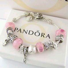 Pandora braclet hopefully im getting one for my bday fingers crossed