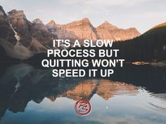 They say that slow and steady wins the race…    #RockSocial #RockSM #Inspo #Inspiration #Success