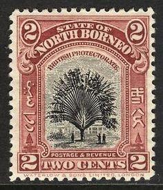 State of North Borneo, 1925