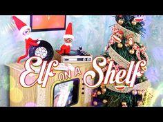 DIY - How To Make: Holiday Craft - Elf On A Shelf - Handmade - 4K - YouTube