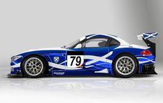 Ecurie Ecosse - BMW Z4 GT3 - Barwell Motorsport
