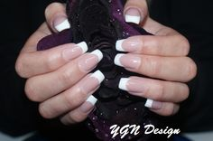 French met nagelbedverlenging